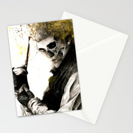 The Demon Barber Stationery Cards
