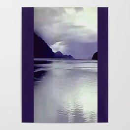 River View VI Poster