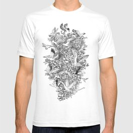 Blooming Flight T-shirt