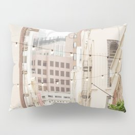 San Francisco Daydreaming in Union Square Pillow Sham