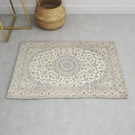 Bohemian Farmhouse Traditional Moroccan Art Style Texture Rug