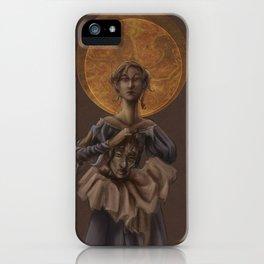 Saint Judith iPhone Case