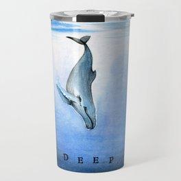 Deep - Whale 21 Travel Mug