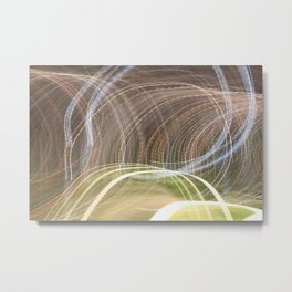 Bright Lights, Big City VII Metal Print