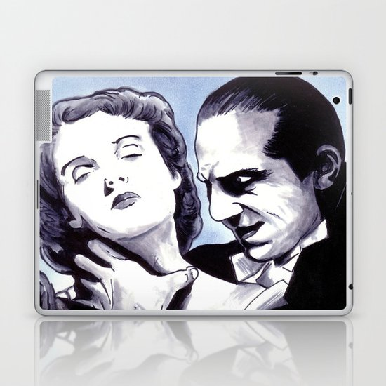 I Never Drink Wine Laptop & iPad Skin