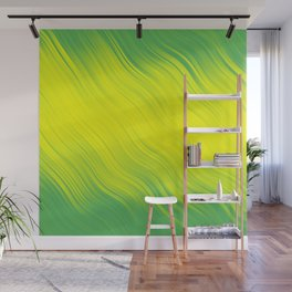 Stripes Wave Pattern 10 gy Wall Mural