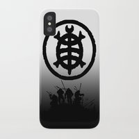 tmnt iPhone & iPod Cases featuring TMNT by sokteulu
