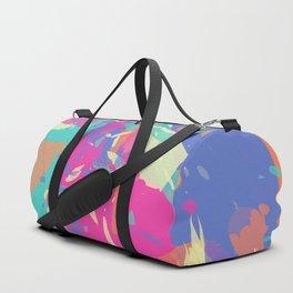 Geranium Duffle Bag