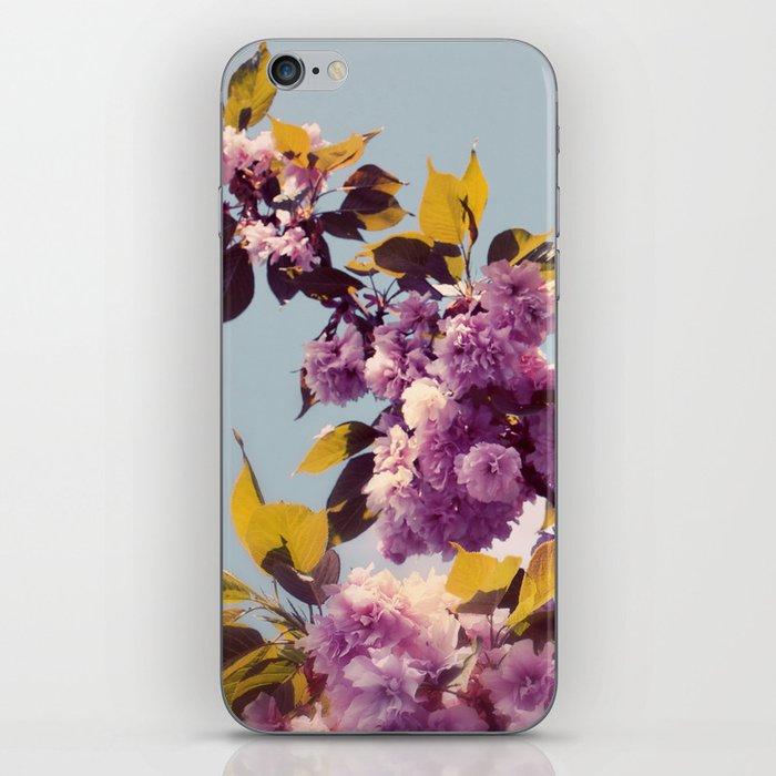 Vintage Blooms iPhone Skin