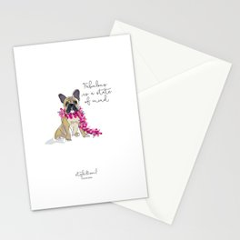 Fabulous is a state of mind Stationery Cards