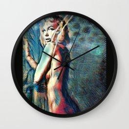 Acionna of Gaul Wall Clock