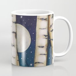 CHAKRA RAINBOW FOREST Coffee Mug