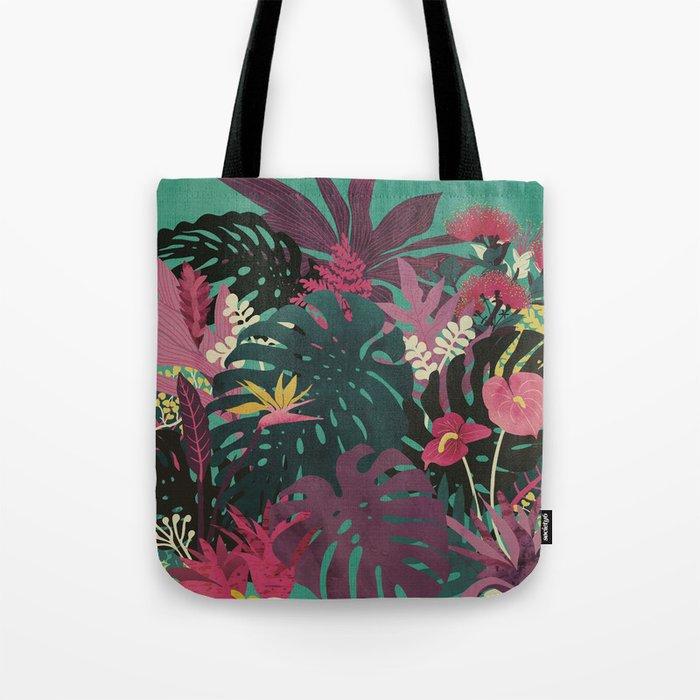 Tropical Tendencies Tote Bag