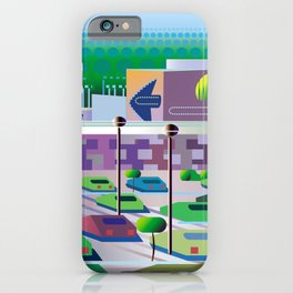 Silicon Vallee iPhone Case
