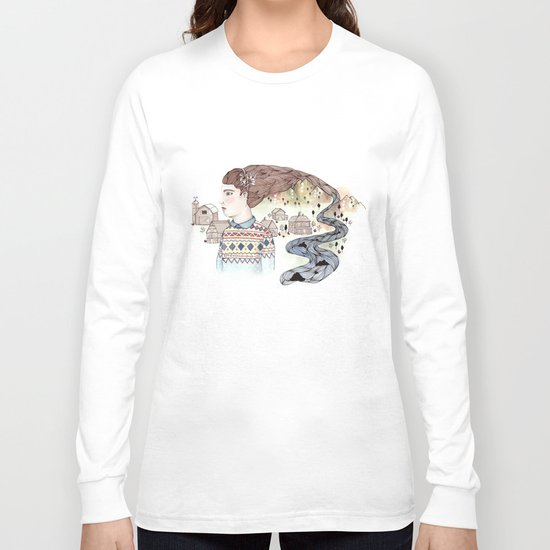 Cold Water Long Sleeve T-shirt