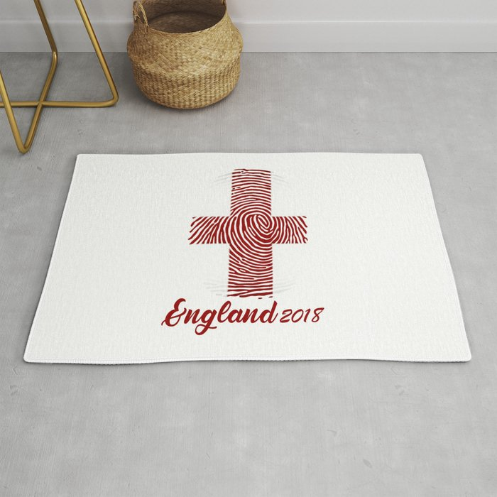 Fifa World Cup 2018 England Rug By