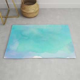 For The Love Of Aqua Rug