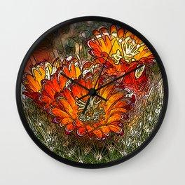 Cactus_2015_0702 Wall Clock