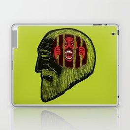 crime and punishment Laptop & iPad Skin