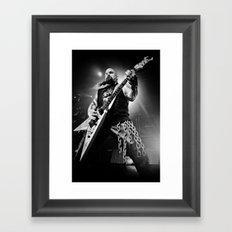 Slayer Framed Art Print