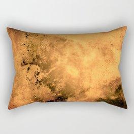 μ Garnet Star Rectangular Pillow