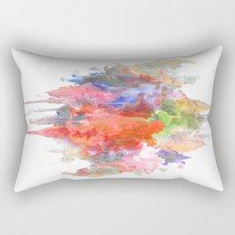 Continuous Splash Rectangular Pillow