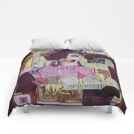 City NeuRoses Comforters