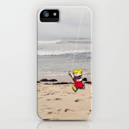 Menace Beach  iPhone Case