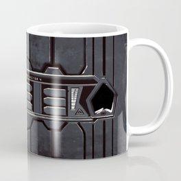Rusty Mech Texture Coffee Mug
