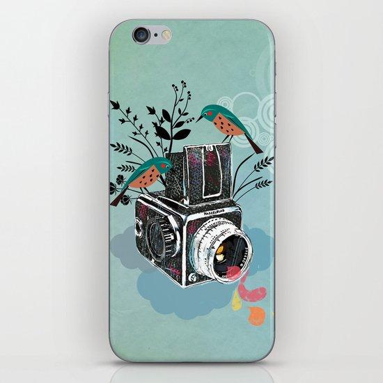 Vintage Camera Hasselblad iPhone & iPod Skin