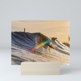 Rainbow Perspective Mini Art Print