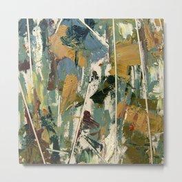 Moss Study 3 Metal Print