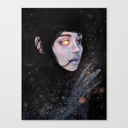 The Mystery of Unbeing Canvas Print