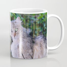 Cat to Rule the World with Coffee Mug