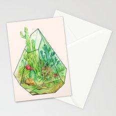 DeserTerrarium Stationery Cards