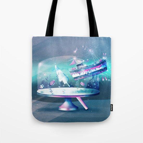 Sweet Escape Tote Bag