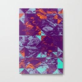 Geometric XXXI Metal Print