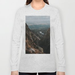 Giant Mountains - Landscape and Nature Photography Long Sleeve T-shirt