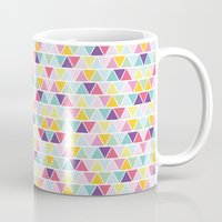 candy Mugs featuring Candy by C Designz