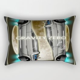 DeLorean - Accessories And Lifestyle T-Shirts Rectangular Pillow