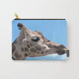 Disapproving Giraffe Carry-All Pouch