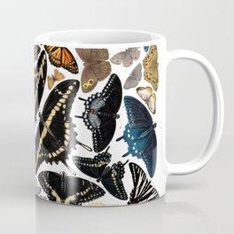 Butterflies of North America Coffee Mug