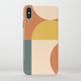 Abstract Geometric 04 iPhone Case