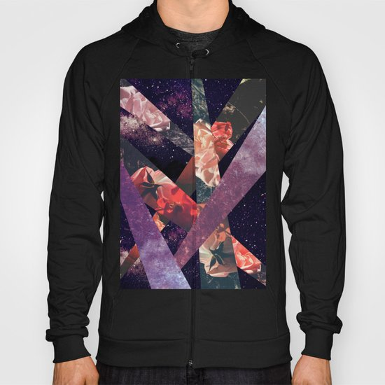 ROSES IN THE GALAXY Hoody
