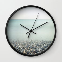 Ice Age. Analog. Film photography Wall Clock