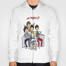 One Direction 'Vas Happenin' Cartoon Hoody