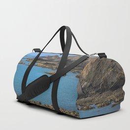 Devon Coastline. Duffle Bag
