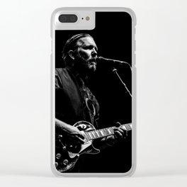 Devon Allman Clear iPhone Case