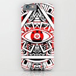 Eye of Horus 2 iPhone Case