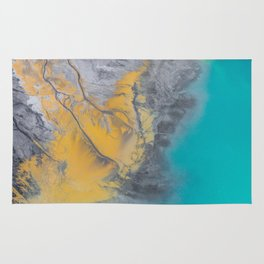 From above #photography #society6 Rug